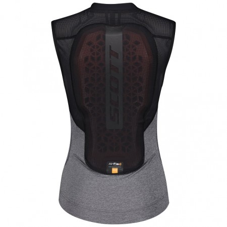 Scott AirFlex Ws Light Vest Protector - black/dark grey
